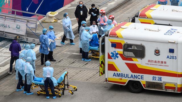 Waspada Virus Corona, Hong Kong Karantina Penumpang Kapal Pesiar