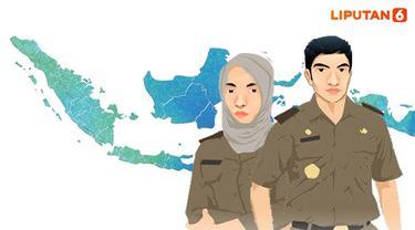 Banner Infografis PNS Bolos Kerja Terancam Pemotongan Tunjangan hingga Pemecatan. (Liputan6.com/Trieyasni)