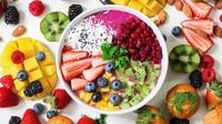ilustrasi makanan berserat atasi sembelit/pexels