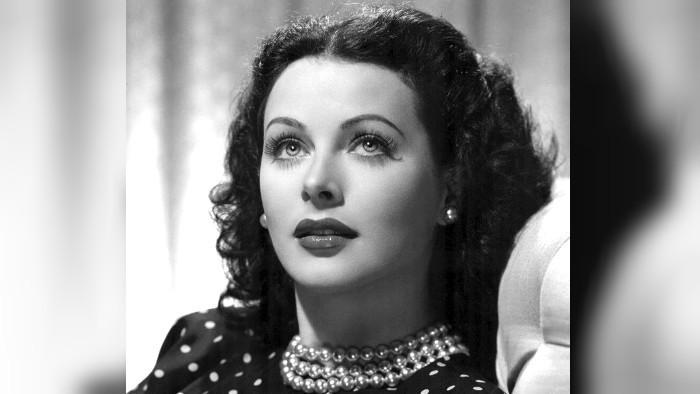Hedy Lamarr (Wikipedia/Public Domain)
