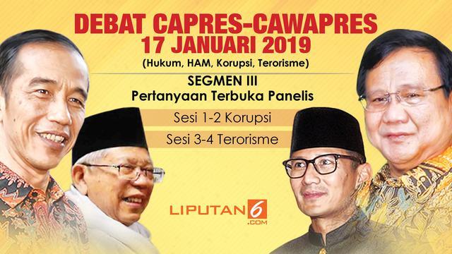 Strategi Jokowi Ma Ruf Atasi Politik Biaya Tinggi Penyebab Korupsi