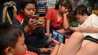 Belajar Online dan Interaktif ala Generasi Z. Dok: Extramarks Indonesia