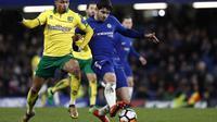 Chelsea menundukkan Norwich City lewat babak adu penalti dan bermain dengan sembilan orang setelah Alvaro Morata dan Pedro Rodriguez diusir wasit. (doc. Chelsea)