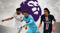 Premier League - Perpindahan pemain di pengujung bursa transfer Premier League (Bola.com/Adreanus Titus)
