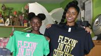 Kheris Rogers and Taylor Pollard, the co-CEOs of Flexin' in my Complexion (cnbc.com)