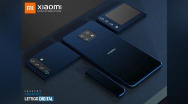 Smartphone modular Xiaomi
