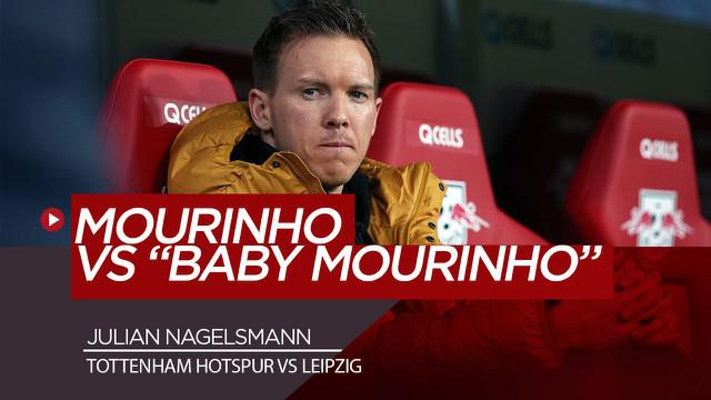 Berita Video Julian Nagelsmann Ungkap Asal-usul Julukan Baby Mourinho Jelang Lawan Tottenham Hostpur