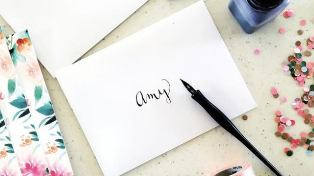6 Langkah Mudah Membuat Tulisan Tangan Anda Menjadi Indah