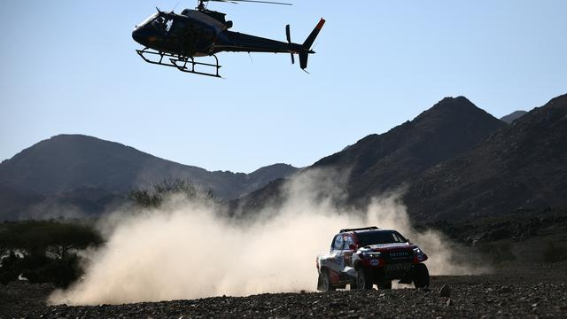Reli Dakar 2020