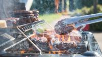 Grilling (sumber: iStockphoto)