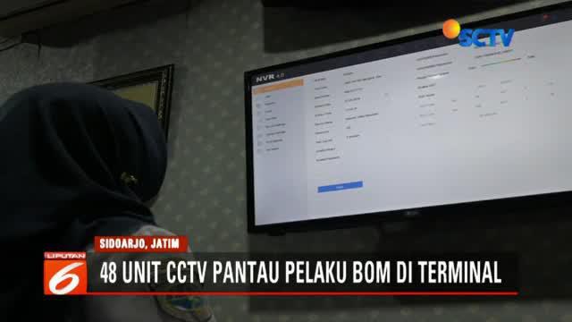 Data pribadi Abdullah sudah tercatat dalam data server dari CCTV face recognize sehingga pelaku bisa terdeksi jika sewaktu-waktu masuk ke wilayah Terminal Purabaya.