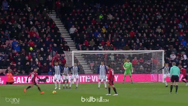 Bournemouth bangkit dari ketinggalan dan menang 2-1 atas tamunya West Brom dalam laga lanjutan pekan ke-31 Liga Inggris, Sabtu (17...