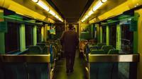 Ilustrasi penumpang kereta (dok.unsplash)