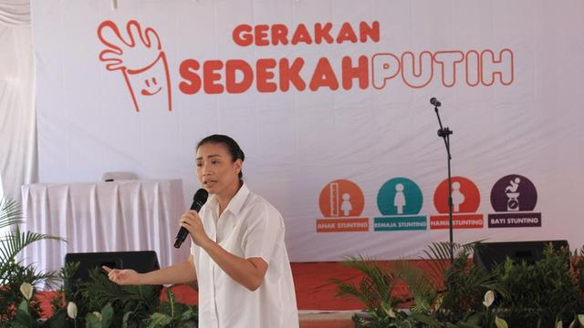 Anggota DPR RI dari Fraksi Partai Gerindra Rahayu Saraswati Djojohadikusumo (Istimewa)