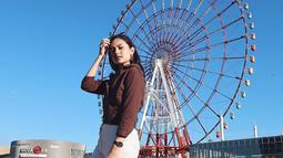 Nama Clara pun mulai dikenal saat membintangi serial Cinta dan Rahasia yang ditayang di NET pada 2017 lalu. (Liputan6.com/IG/@clarabernadeth)