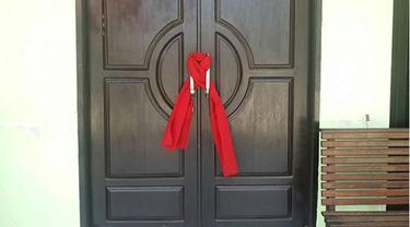 Kain Merah Suku Moi Sorong Papua