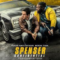 Poster Film Spenser Confidential (Doc. Netflix)