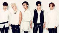 Big Bang berhasil menggelar konser di Jepang dengan penampilan khusus dan tata panggung spesial, makin intim dengan penggemar.