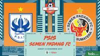 Shopee Liga 1 - PSIS Semarang Vs Semen Padang FC (Bola.com/Adreanus Titus)