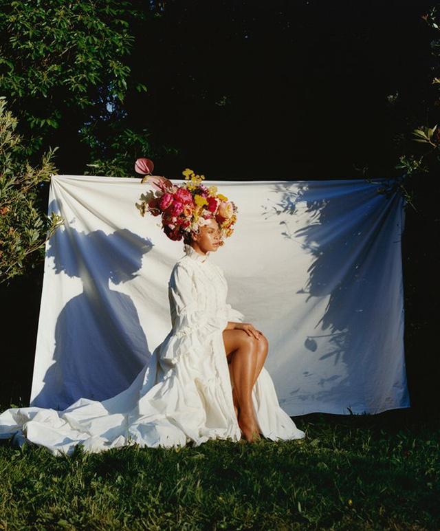 Beyonce tampil cantik dan menawan/copyright Vogue