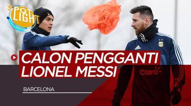 Berita Video spotlight Termasuk Paulo Dybala, ini 5 Pemian yang Bisa Menggantikan Lionel Messi di Barcelona