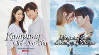 Editan poster drama Korea (Sumber: Instagram/dunia_tv)