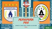 Shopee Liga 1 - Persipura Jayapura Vs PSS Sleman (Bola.com/Adreanus Titus)
