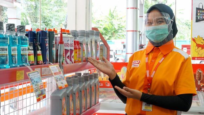 AMRT Kolaborasi Pertamina dengan Alfamart Manjakan Pelanggan SPBU - News Liputan6.com