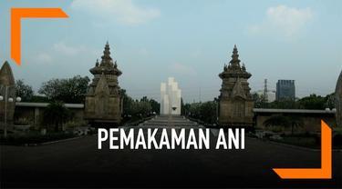 Persiapan pemakaman Ani Yudhoyono di TMP Kalibata terus dilakukan. Rencananya Ani akan dimakamkan dekat makam Ainun Habibie.