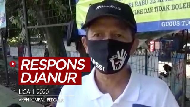 Berita video Pelatih Barito Putera, Djadjang Nurdjaman, memberi respons terkait Liga 1 2020 yang akan kembali bergulir.