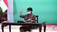 Hari ini, Kementerian Luar Negeri Indonesia melakukan Penandatanganan Perjanjian Kontribusi Bilateral antara Pemerintah Republik Indonesia dengan Coalition for Epidemic Prepared Innovations (CEPI) (Kemlu RI)