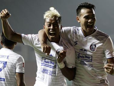 Shopee Liga 1 : Tira Persikabo Vs Arema FC