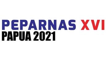 12 Atlet Difabel Berprestasi Papua Ramaikan Kirab Obor Peparnas XVI