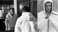 Inovator brand olahraga Adidas meluncurkan jaket yang memaksimalkan atlet agar jadi juara sebelum mereka bertanding