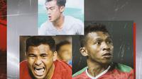 Timnas Indonesia - Asnawi Mangkualam, Pratama Arhan, Rifad Marasabessy (Bola.com/Adreanus TItus)