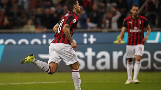 AC Milan - Suso