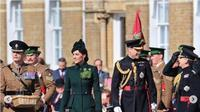 Kate Middleton dan Pangeran William di acara Hari St Patrick. (dok.Instagram @kensingtonroyal/https://www.instagram.com/p/BvHGthcFThF/Henry