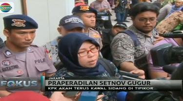 KPK menyatakan akan terus mengawal sidang pokok perkara yang rencananya akan digelar kembali Rabu pekan depan di Pengadilan Tipikor Jakarta.