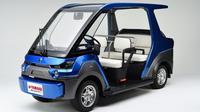 Yamaha mulai lakukan uji jalan mobil hidrogen (Japantimes)