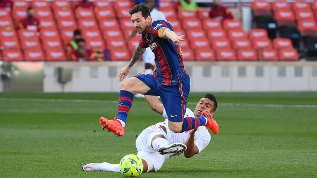 Real Madrid Pecundangi Barcelona 3-1 di Liga Spanyol