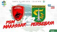 Liga 1 2018 PSM Makassar Vs Persebaya Surabaya (Bola.com/Adreanus Titus)