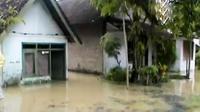 Banjir Tuban merendam ratusan rumah dan mengganggu aktivitas warga.