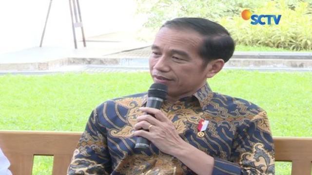 Jokowi menyebut, selama tiga tahun kepemimpinannya, pemerintah tidak hanya melakukan pembangunan infrastruktur di berbagai tempat, tapi juga infrastruktur pemersatu bangsa dengan ragam budayanya.