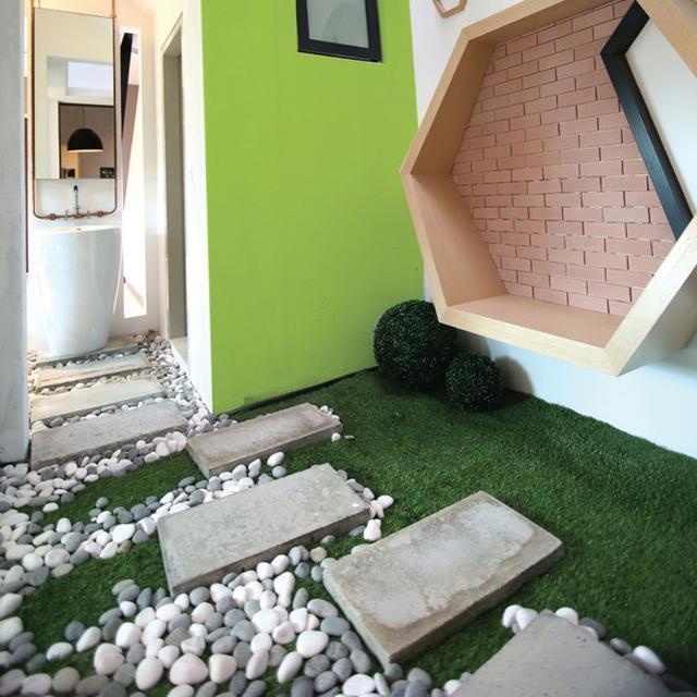 Hijau Bolu Pandan Tren Warna Cat Rumah Untuk Lebaran 2019 Lifestyle Fimela Com