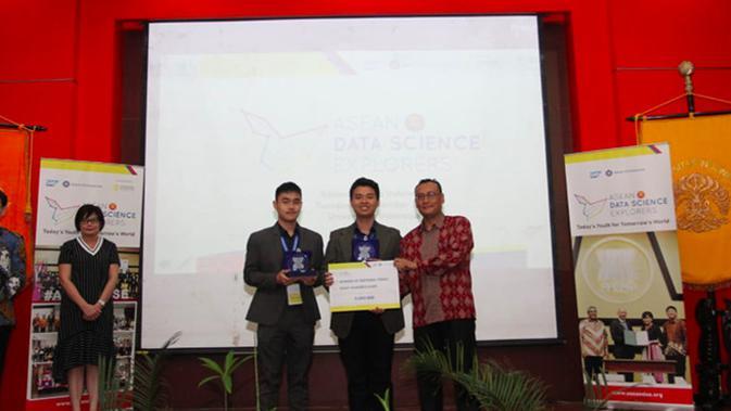 Babak Final Tingkat Nasional kompetisi ASEAN Data Science Explorer (DSE) SAP dan ASEAN Foundation. Liputan6.com/Jeko I.R.#source%3Dgooglier%2Ecom#https%3A%2F%2Fgooglier%2Ecom%2Fpage%2F%2F10000