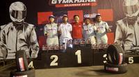 Ahmad Adib dan kawan-kawan dari CARfix Indonesia Slalom Team merajai MLDspot Auto Gymkhana yang berlangsung di Bekasi, Sabtu (26/10/2019) kemarin (istimewa)