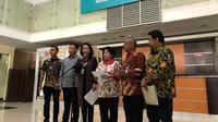 Pansel Capim KPK mengumumkan hasil seleksi administratif, Kamis (11/7/2019). (Liputan6.com/Delvira Hutabarat)