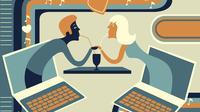 Apa benar, aplikasi kencan online semacam Tinder bisa mempertemukan penggunanya dengan jodoh hingga ke jenjang pelaminan?