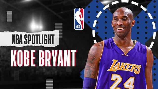 Berita Video NBA Spotlight, Perjalanan Karier dan Kenangan dari Legenda Kobe Bryant