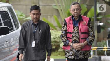 KPK Periksa Mantan Dirut Jiwasraya Hendrisman Rahim